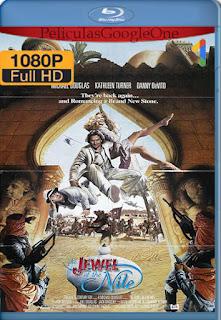La Joya Del Nilo [1985] [1080p BRrip] [Latino-Ingles] [HazroaH]