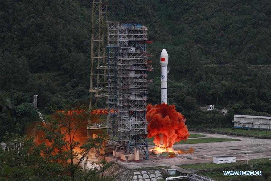 China Completes A Global Navigation Constellation