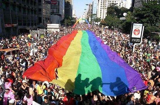 Di Negara Brazil Undang-Undang  LGBT Masih Di Oplos Dan Digodok