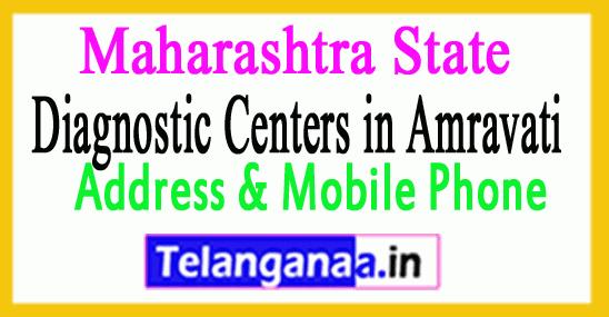 Diagnostic Centers in Amravati In Maharashtra
