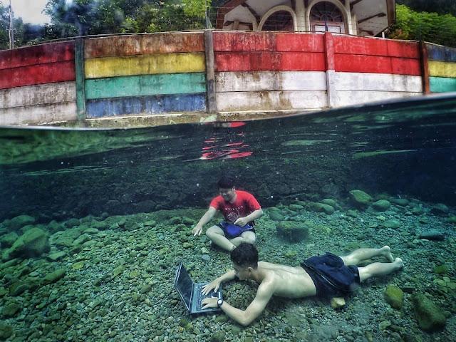 Tiket Masuk Dan Lokasi Mata Air Cipondok Subang Jawa Barat