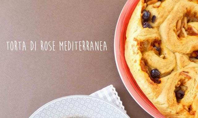 Torta di rose mediterranea di Luca Montersino