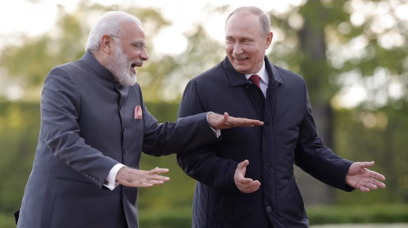 Narendra Modi and Vladimir Putin agree to strengthen global cooperation to fight coronavirus The crucial discussion that took place,www.thekeralatimes.com