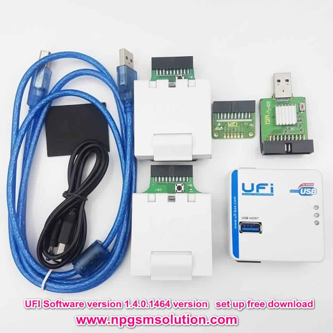 UFI Box latest  set up  version 1.4.0.1464 version free download