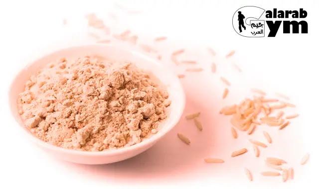 بروتين الأرز