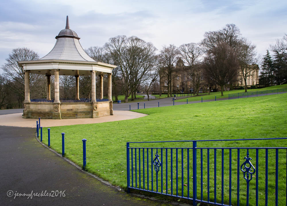 Saltaire Daily Photo Lister Park and its ladies