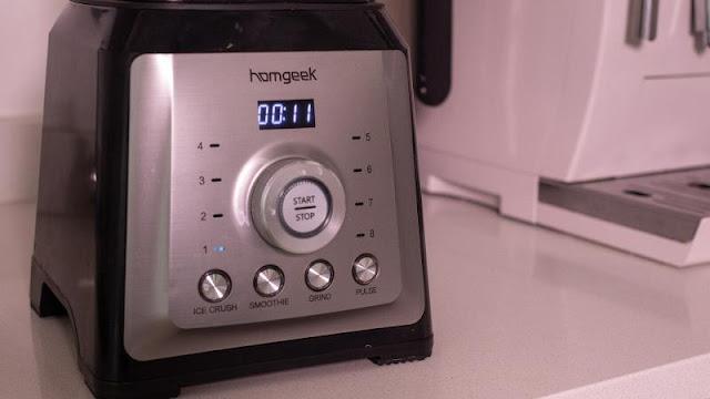 Homgeek 2000W Blender Review