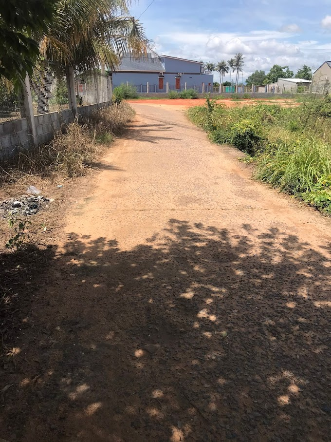 Bán 196m2 đất ở thị trấn Phú Long, sát ngay Phan Thiết, giá chỉ 750tr