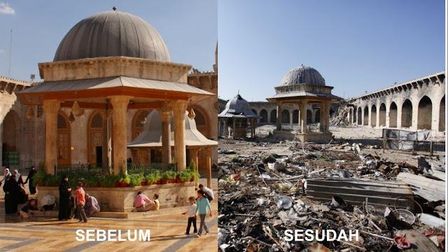 Hancurnya Suriah Awalnya karena Berita Hoaks