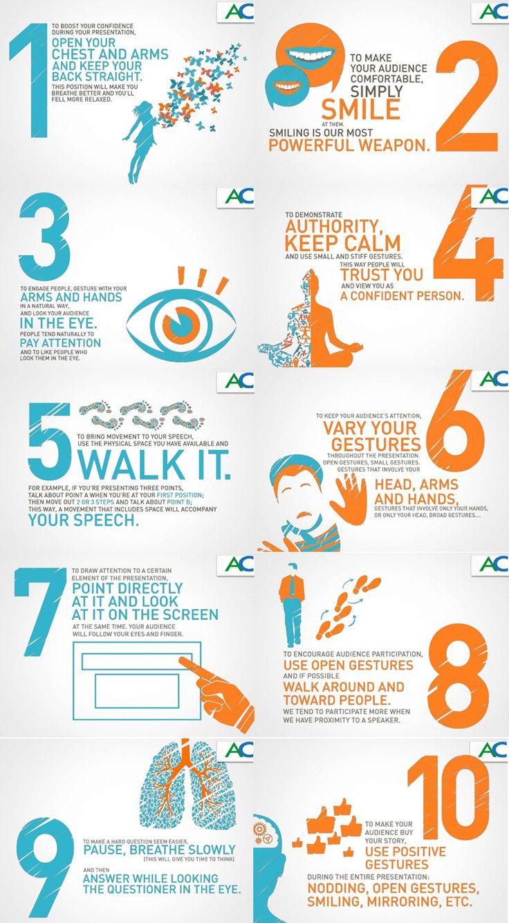 Top Ten Body Language Tips