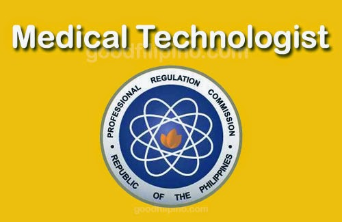 September 2014 Top 10 'MedTech' Medical Technologist Board Passers