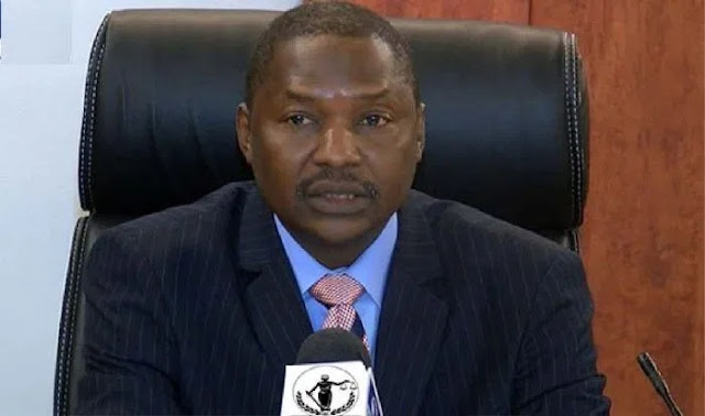 Why Buhari cannot appear before National Assembly: AGF Malami