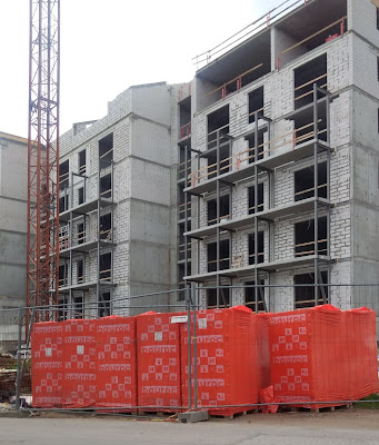 Bauroc akyto betono blokeliai