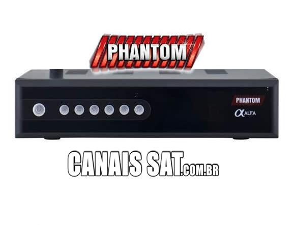 Phantom Alfa Atualização V0.40 - 21/05/2021