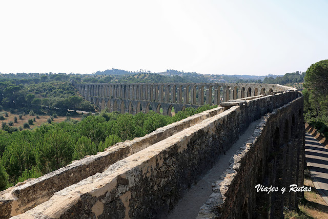 Aqueducto dos Pegões de Tomar