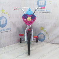 16in Golden Caramel CTB Kids Bike