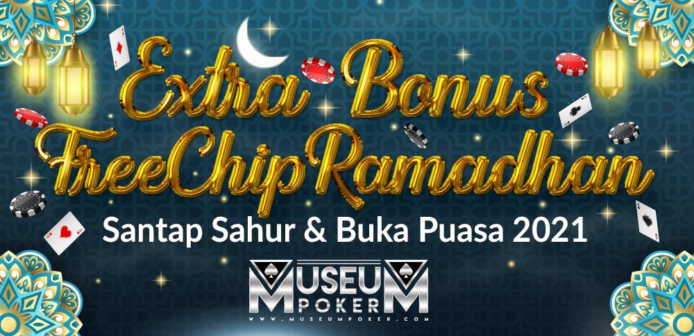 Extra Bonus Santap Sahur dan Buka Puasa 2021