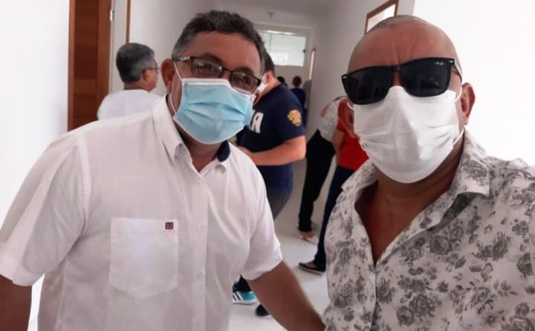 Secretário das 10 diárias não esteve na Amucan; prefeito tirou Alenquer da entidade há 1 ano