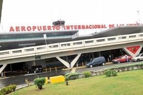 Avión con amenaza de bomba aterrizó de emergencia len el Aeropuerto Internacional Las Americas