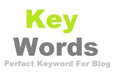 Keyword - SEO Friendly Keyword Kaise Use Kare blog Me