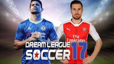 Download Dream League Soccer 2017 Mod Apk + Data Terbaru For Android