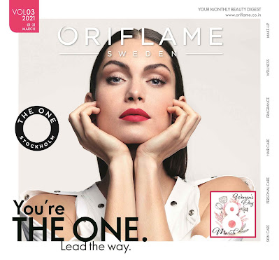 Oriflame catalogue March 2021 pdf