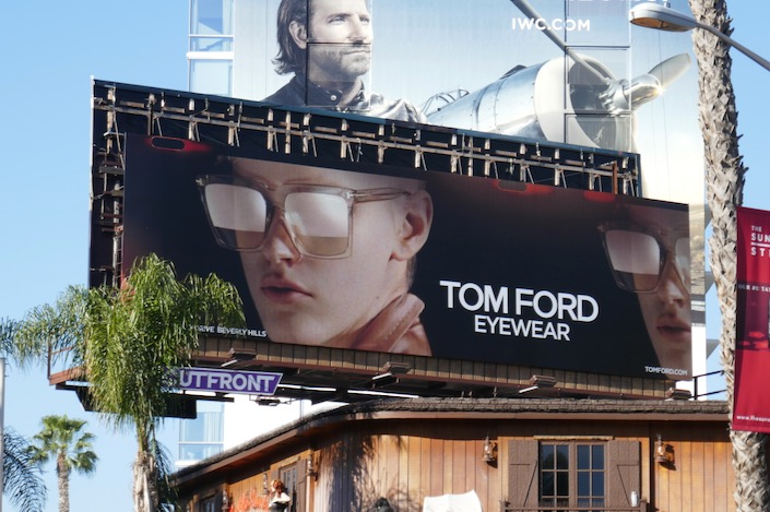 Tom Ford Eyewear Spring 2020 billboard