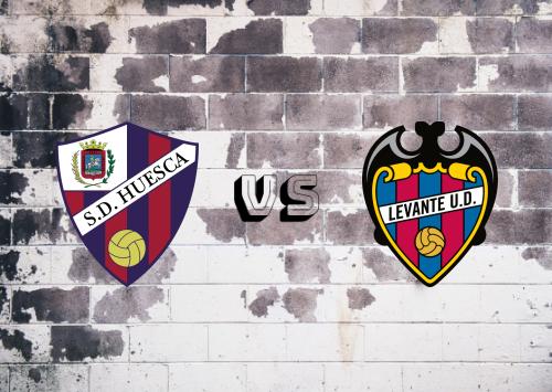 Huesca vs Levante  Resumen
