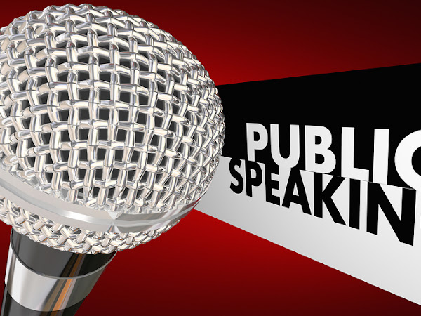 3 Tips Becoming Confident In Public Speaking