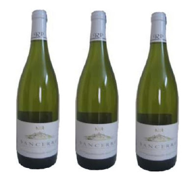 Rượu vang Sancerre Blanc