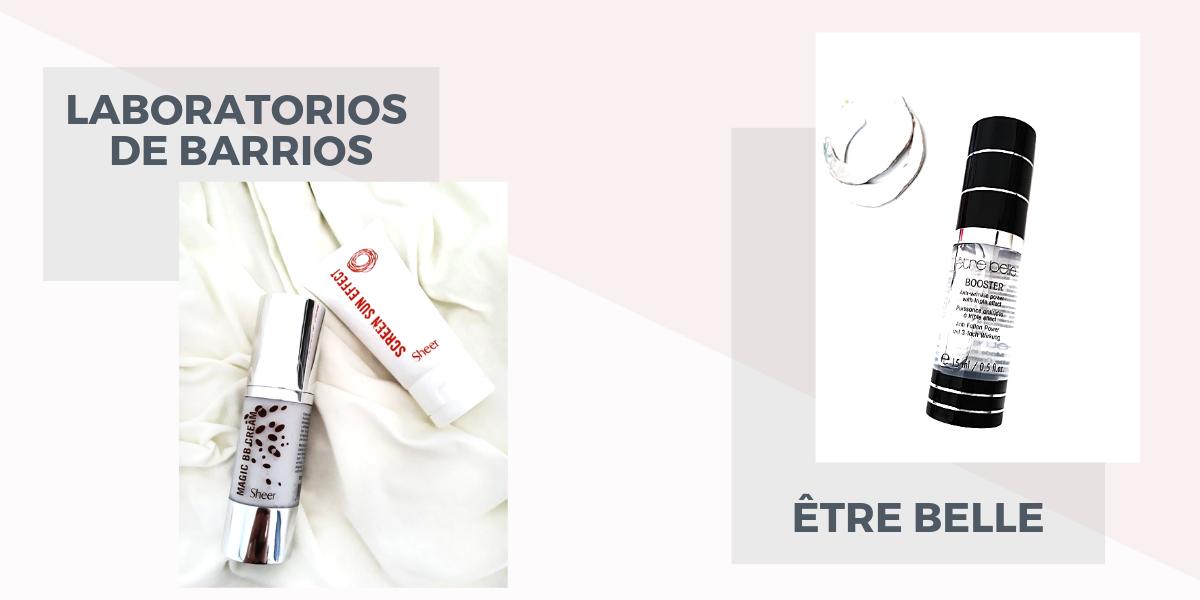 LABORATORIOS DE BARRIOS & ÊTRE BELLE