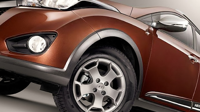 2013 Hyundai HB20X Rims