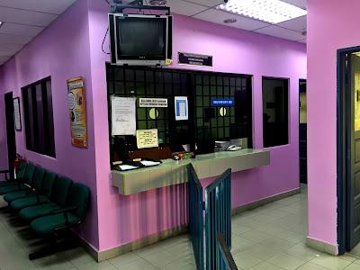 klinik haiwan kerajaan di rawang