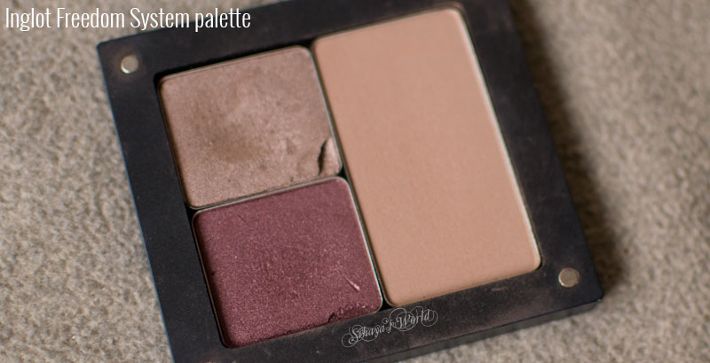 perfect palette tag inglot freedom system palette