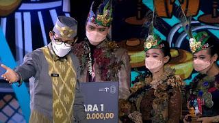 Komposisi Pendalungan Hantar Linkrafin Sabet Juara 1 dan Juara Favorit di Ajang Lomba Musik Anak Komunitas