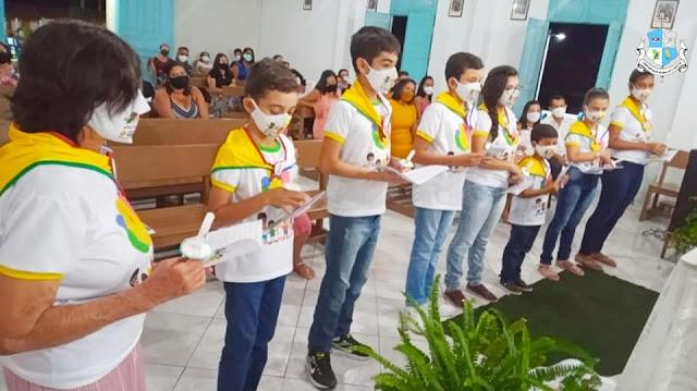 Consagração da IAM na Diocese de Estância (SE)
