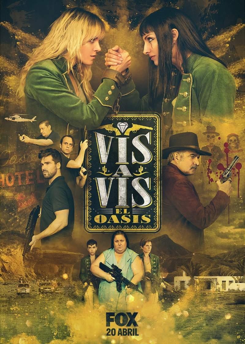'Vis a Vis: Él Oasis' ganha data de estreia.
