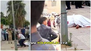 (بالصور) عاجل/منذ قليل في صفاقس: شاب من مواليد 1986 يقتل والديه بوحشية…ويعتدي عليهم بمطرقة وقضيب حديدي