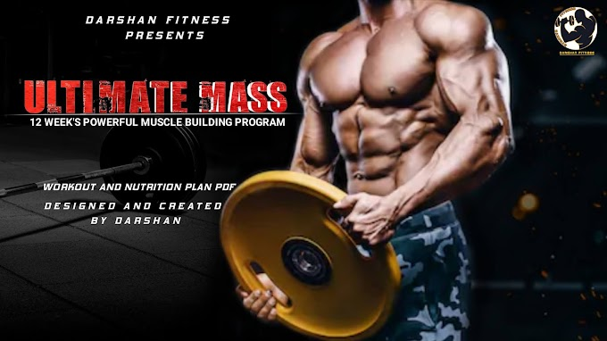 12 Weeks Ultimate Muscle And Size Building Program