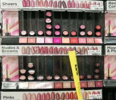 Revlon Super Lustrous Lip Color