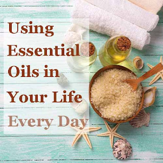 how to use essential oils to enhance your life every day