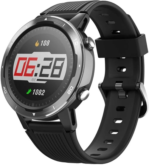 Review Letsfit Smart Watch with Blood Oxygen Monitor