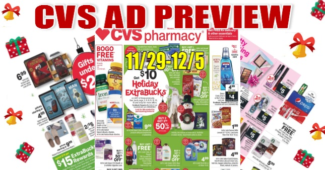 CVS Ad Scan 11-29 to 12-5