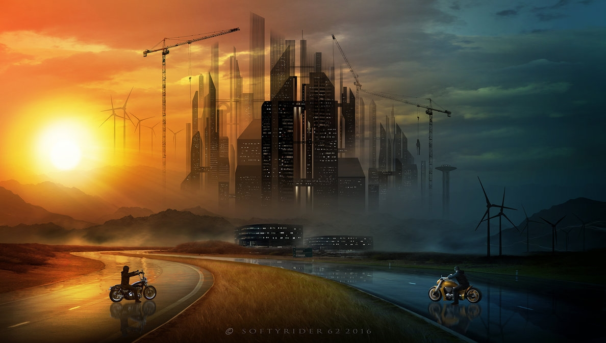 03-Back-to-Sky-City-Softrider62-Creates-Futuristic-Surreal-Worlds-with-Digital-Art-www-designstack-co