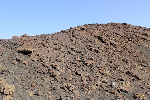 volcanic soil in Italy