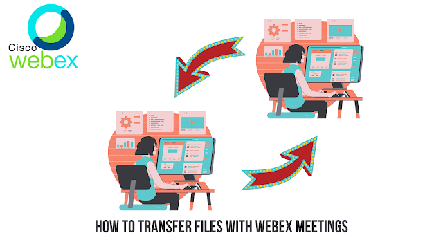 How to Transfer Files with Webex Meetings