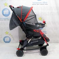 does ds387 roza baby stroller & ayunan bayi