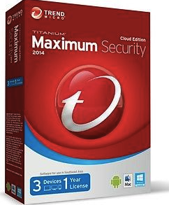 Trend Micro Titanium Premium Security 2017