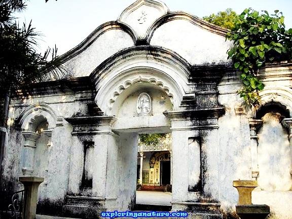 Umananda Temple