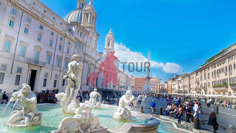 Piazza Navona Tour Italy